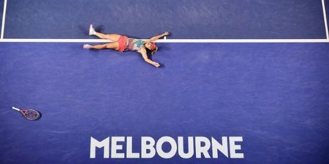 Angelique Kerber: From Perennial Underdog To Grand Slam Champion