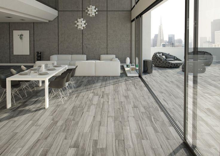 Minoli Tiles Da Silva Grey Wood Look Tiles Extremely Contemporary