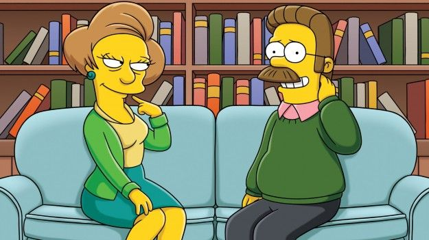 'The Simpsons' will retire Edna Krabappel   - Robot 6 @ Comic Book Resources