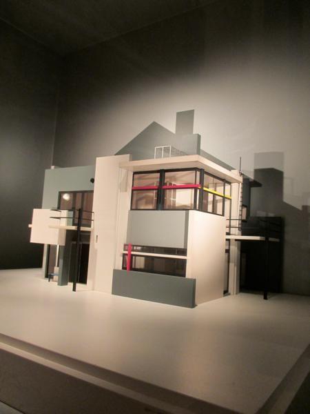 Schroder House at V&A