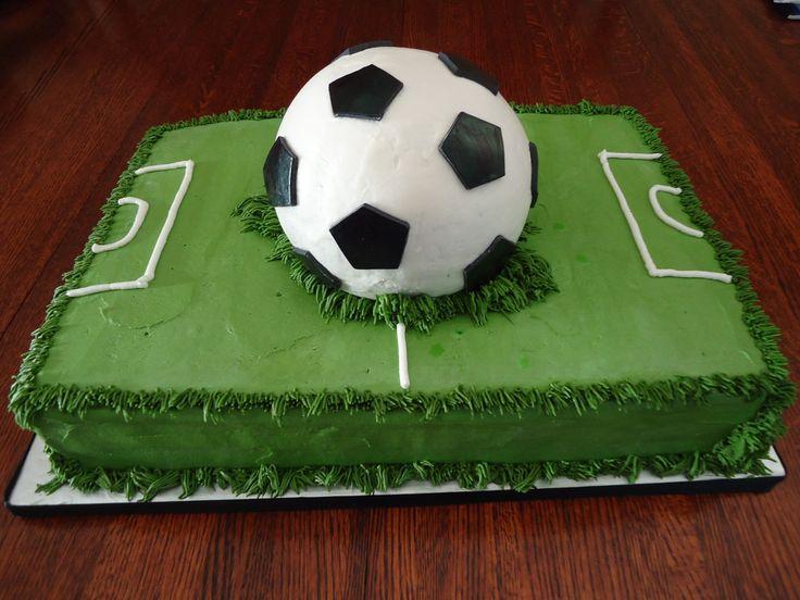Soccer Cakes | Flickr - Photo Sharing!