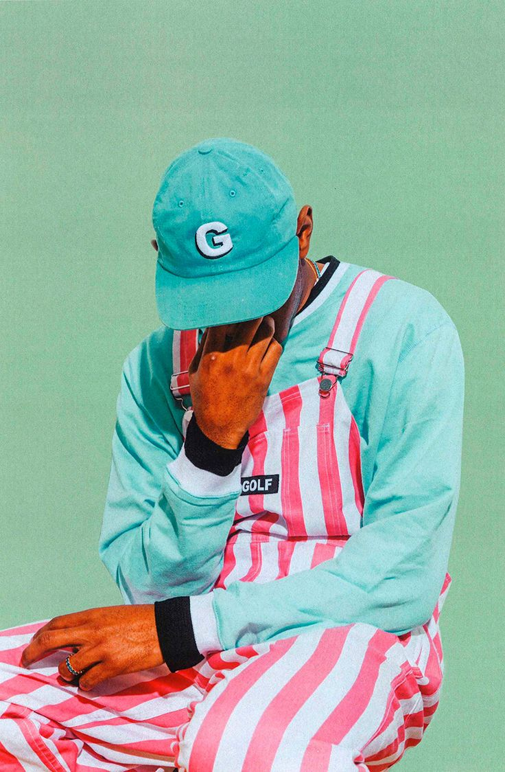LA-based collective Golf Wang unveiled its Fall/Winter 2015-16 lookbook