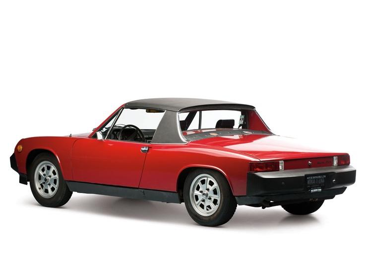 48 best porsche 914 images on pinterest cars vintage cars and 1976 porsche 914 20 targa fandeluxe Images