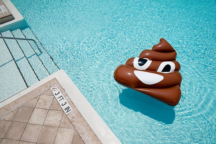 Giant Poop Emoji Pool Float - Make your own unique statement with an emoji pool float. Add a couple emoji beach balls to the mix and you can say a lot without having to say anything at all!  (https://www.amazon.com/Giant-Poop-Emoji-Pool-Float/dp/B01FWRND86/ref=sr_1_16?s=toys-and-games&ie=UTF8&qid=1465399962&sr=1-16&keywords=emoji+pool&utm_content=bufferd7342&utm_medium=social&utm_source=pinterest.com&utm_campaign=buffer)
