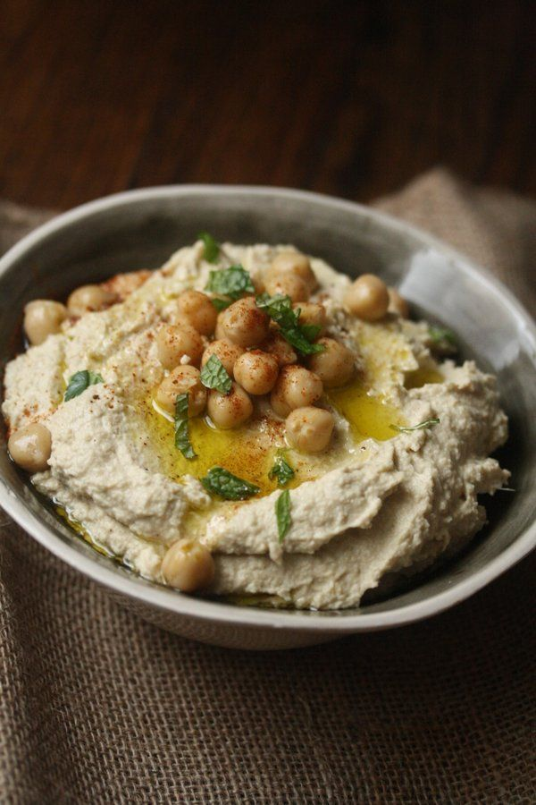 Easy Artichoke Hummus Recipe | The Best Healthy Dip