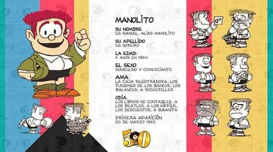 Biografia de Manolito