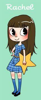 Glee - Rachel Berry by Sunshunes