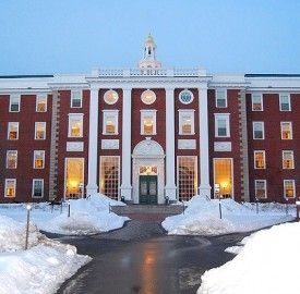 essay in harvard university