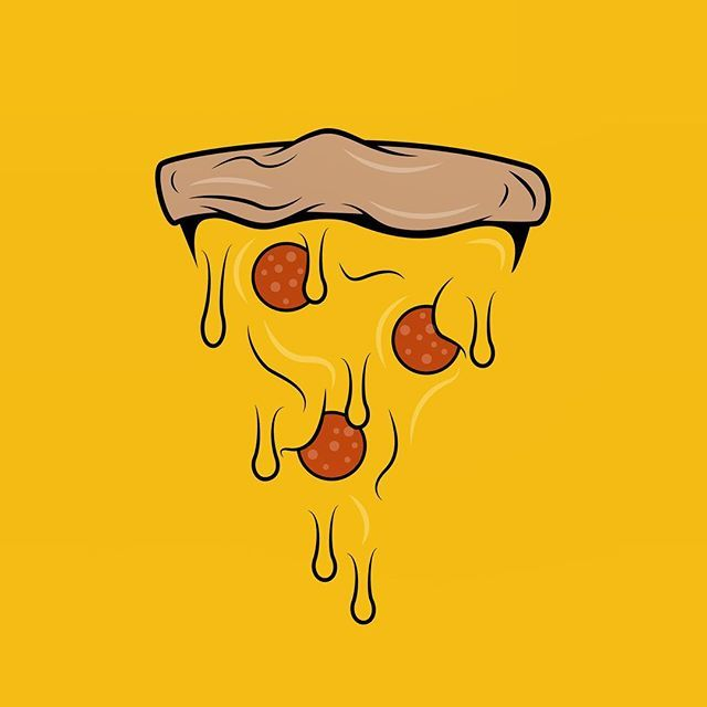 Digging this style of illustration without a main outline shape. What do you guys think? #pizza #pepperoni #cheese #tasty #Saturday ____________________________________________ #illustration #illustrator #art #digitalart #artwork #artist #vector #artoftheday #arte #drawing #draw #graphicarts #graphicdesign #design #designer #photoshop #doodle #inspiration #artist #illustrations @simply.cool.design @visforvector @thedesignershouse @graphicdesignblg @bestvector @graphicroozane @designarf…