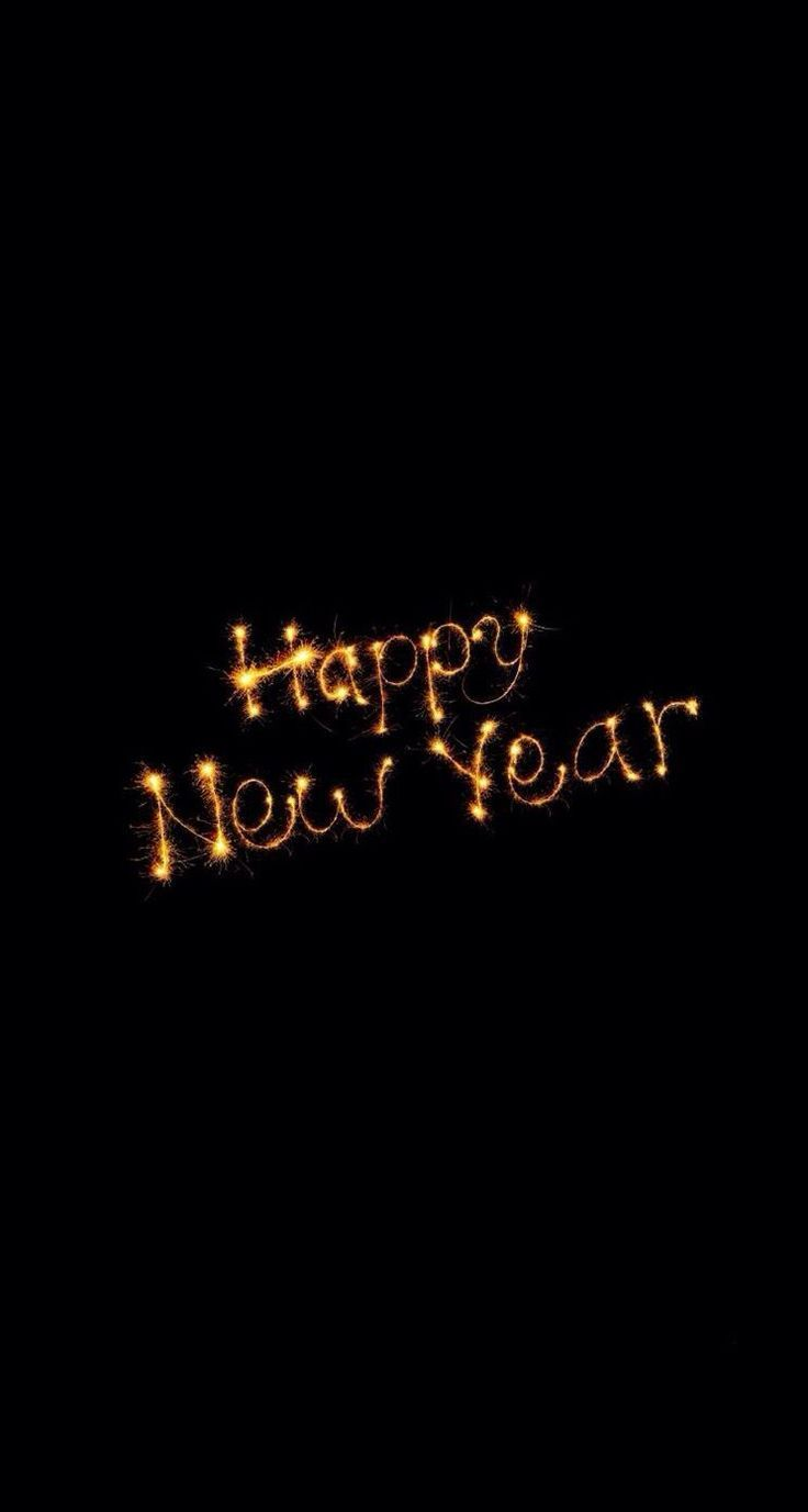 Happy New Year 2019 Wallpapers For Iphone 5 Find A Wallpaper Background Or Lock Screen F Happy New Year Wallpaper Happy New Year Wishes New Year Wallpaper