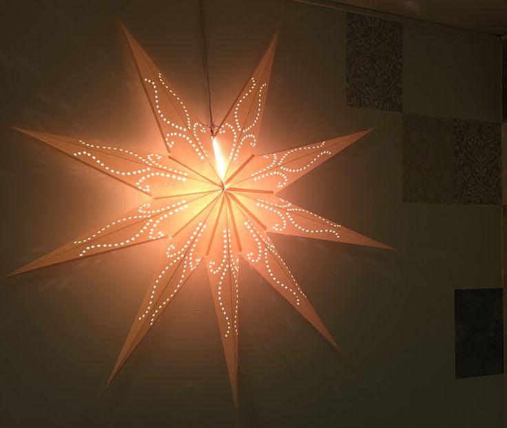 この種の装飾は、私が中期の冬の暗闇を愛する理由です。 This kind of decoration is the reason why I love the darkness of the mid winter. <3