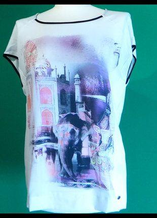 modisches bedrucktes sehr gut kombinierbares T_shirt