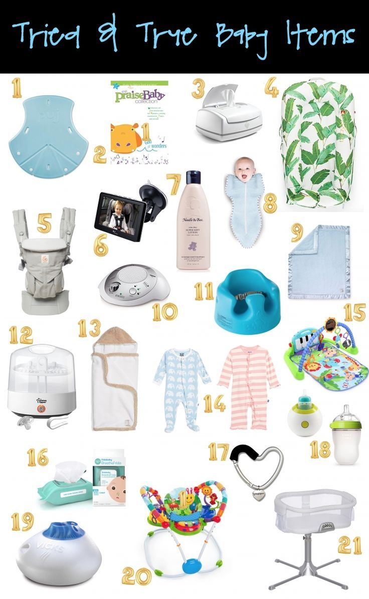 The Must Haves Of Baby S First Year The Sweetest Thing Best Baby Registry Baby Registry Items Baby Items Must Have