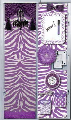 locker decorations have come a long way from the small pictures of pop stars i used - Locker Designs Ideas