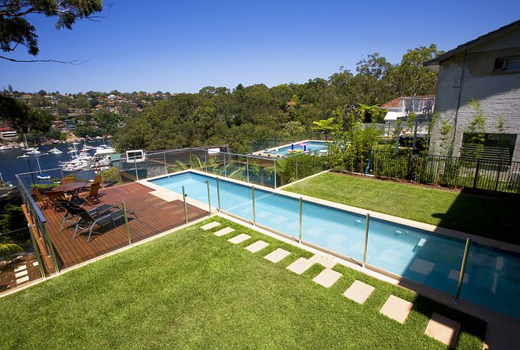 Lap Pools - Lap-7 by Sydney Pool Builder - Sunrise Pools