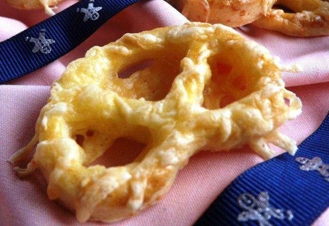 Omlós sajtos perec