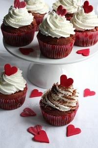 Red Velvet Cupcakes - Ricetta Originale -