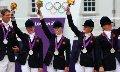 Equestrian: Team GB's Eventing Team Take Silver!