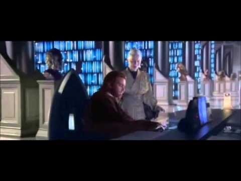 """Star Wars: Episode II - Attack of the Clones (2002) = El ataque de los clones / George Lucas . Jocasta Nu, la bibliotecaria Jedi -- """"Hay más conocimiento aquí que en cualquier otro lugar de la Galaxia"""""""