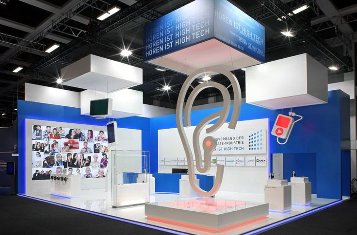 MB Capital Services GmbH - Individual Stand Construction