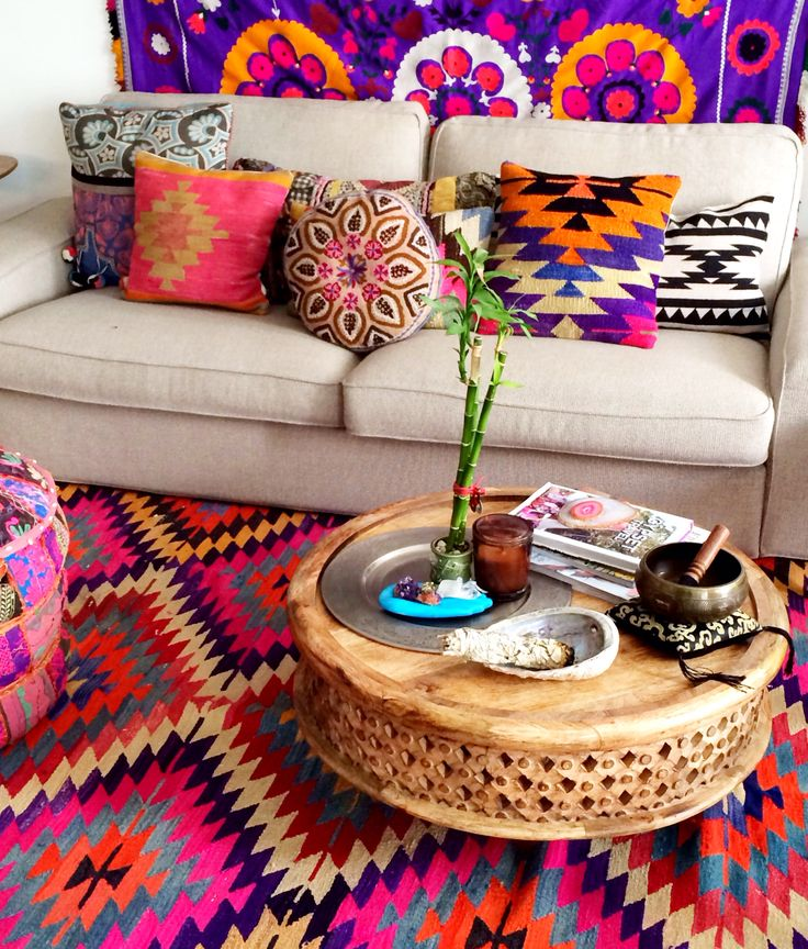 Color Therapy For Your Home: Color Therapy- Home Sweet Home... Azizeh Style