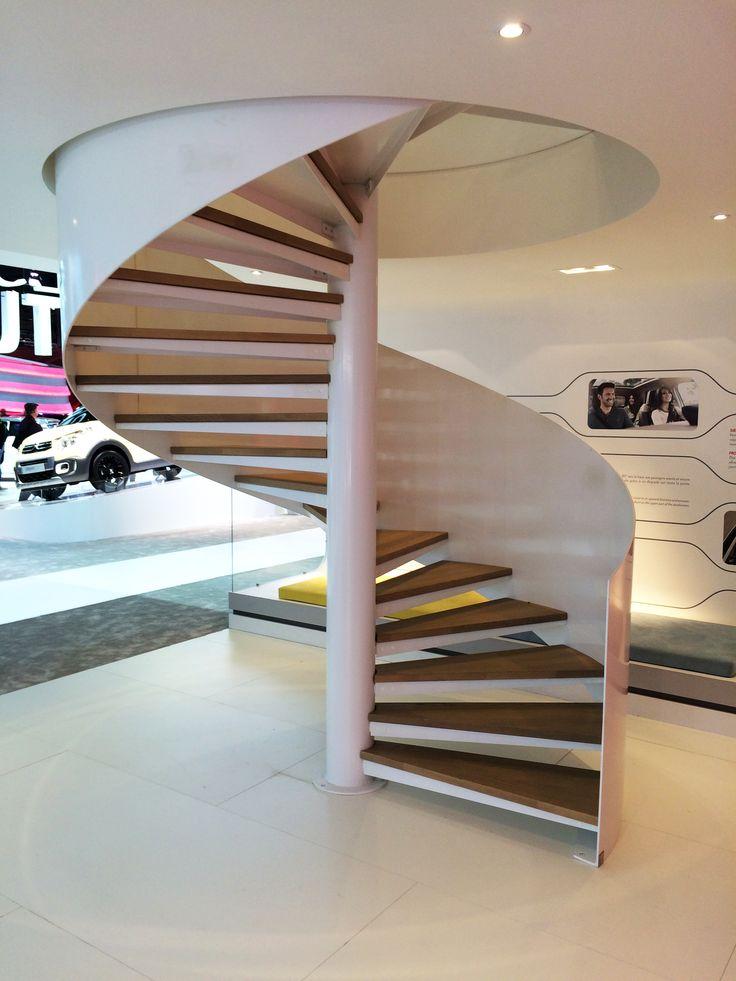 Bien-aimé Les 71 meilleures images du tableau Ouvrages Escaliers KOZAC sur  FG99