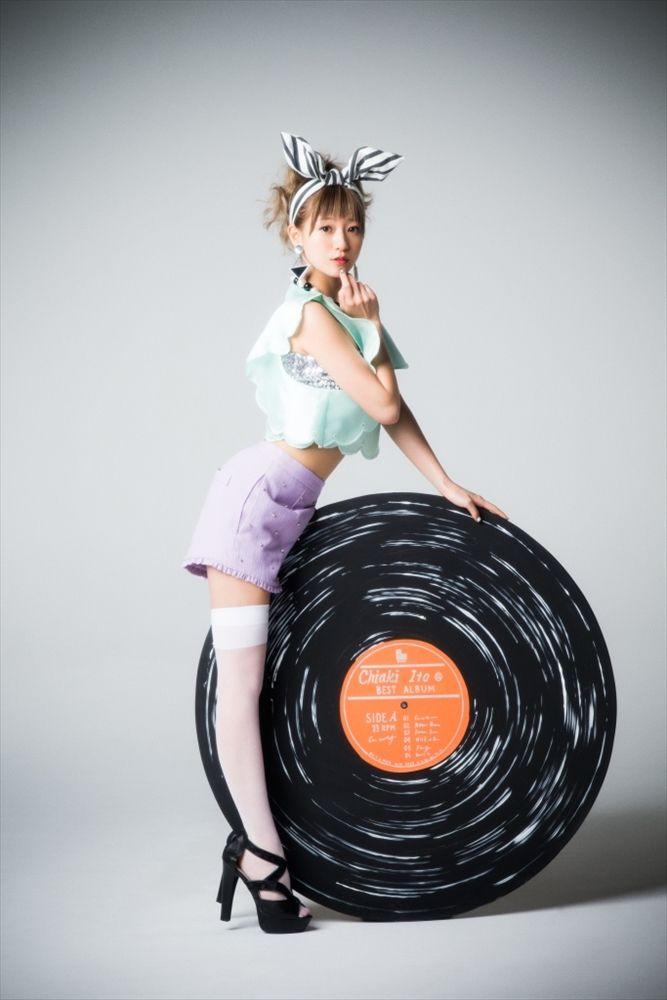 Chiaki Itou (AAA) - singer