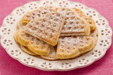 Ricetta Waffle  http://ricette.giallozafferano.it/Waffle.html