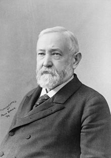 23rd  President of the United States  Benjamin Harrison