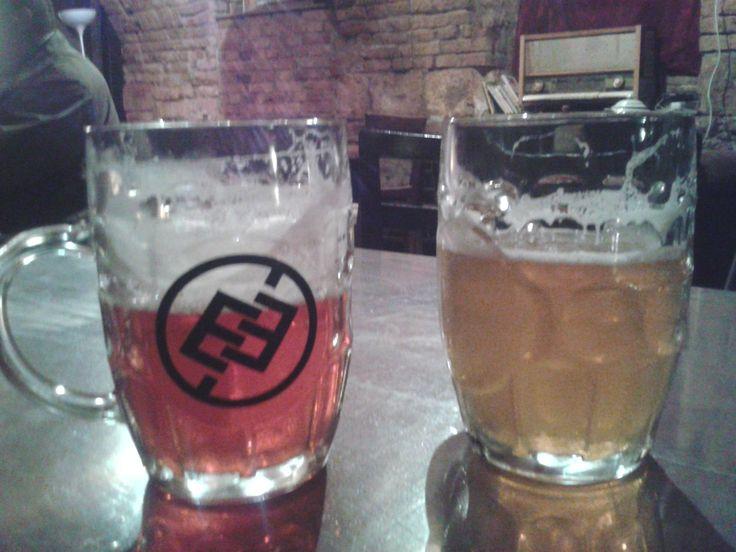 Meggyes és bodzás sör - Élesztő