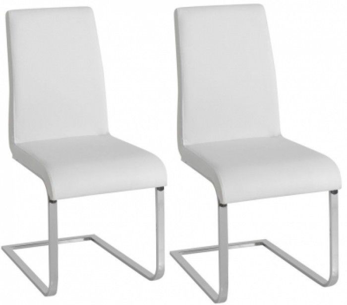 Hue Dining Chair Is A Sleek And Contemporary Design That Would Fit Into Any Room