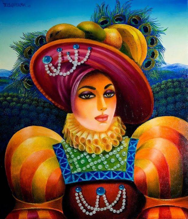 Julio Visquerra | Honduran artist,awesome! | Pinterest