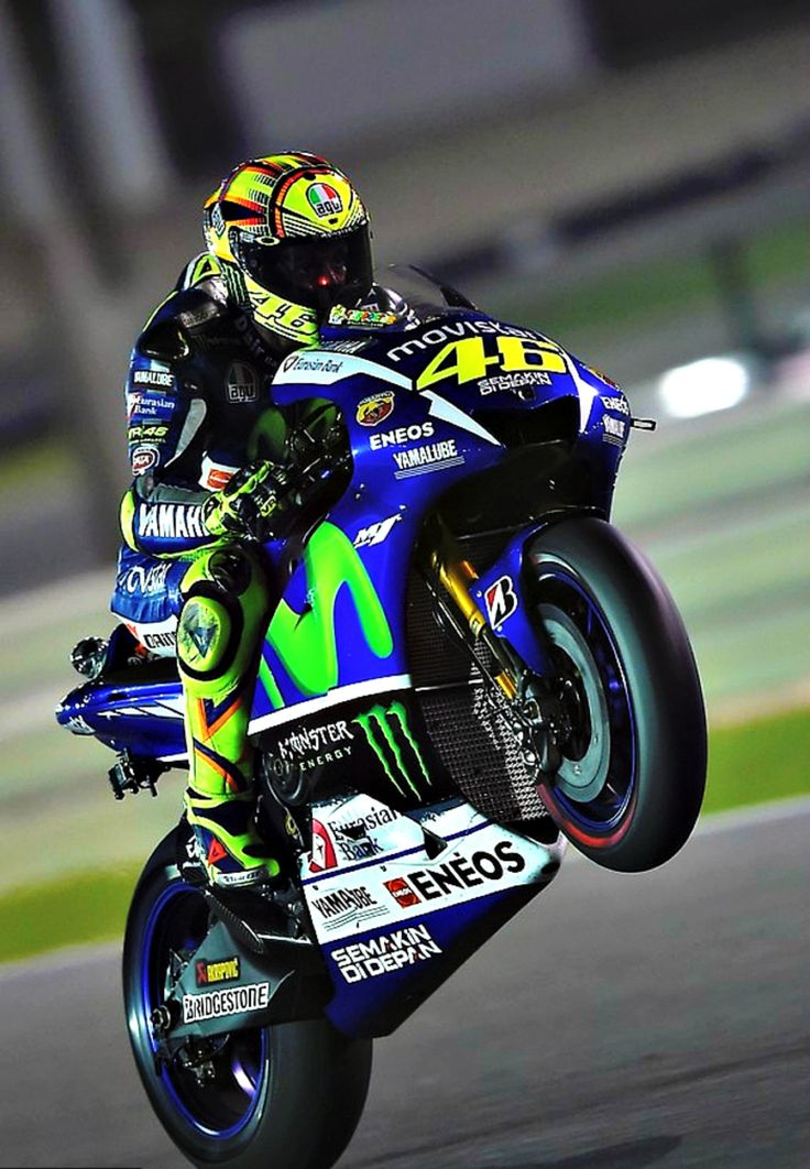 valentino rossi ndash wheelie - photo #39