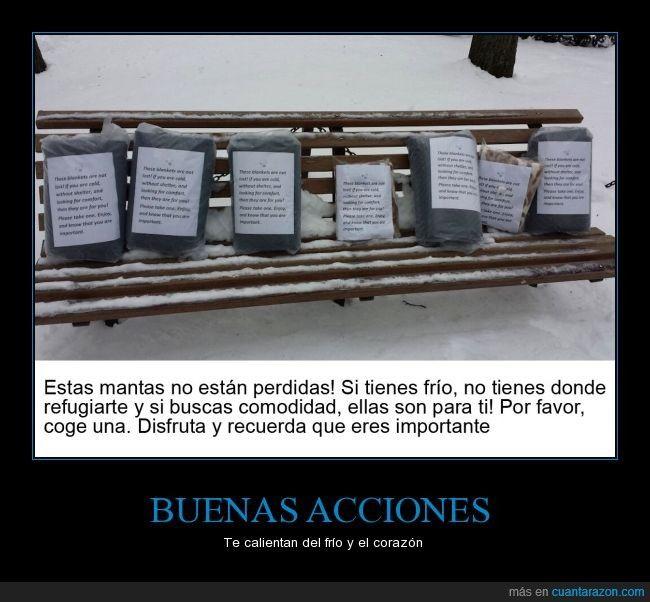 BUENAS ACCIONES