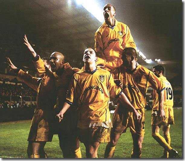 Leeds United European Champions League 2001