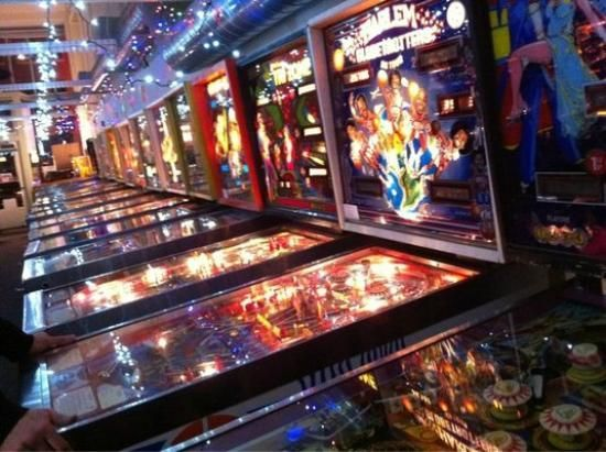 The Seattle Pinball Museum has 50 plus vintage and current pinball machines ranging from the 1960's to present all on free play. Admission: All Day Pass Adults $15.00, or one time entry Adults $10.00 Sunday & Monday 11AM- 5PMThursday 6PM - 9PMFriday 2PM - 10PMSaturday 1PM - 10PMClosed Tuesday and Wednesday