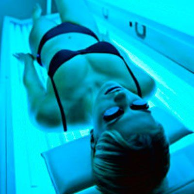 An article for those who have never used a tanning bed before: Includes the risks and the benefits, what you should wear, protecting your eyes, tanning lotions, and time considerations.