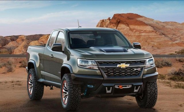 2018 Chevy Colorado ZR2 Redesign and Price - http://www.uscarsnews.com/2018-chevy-colorado-zr2-redesign-and-price/