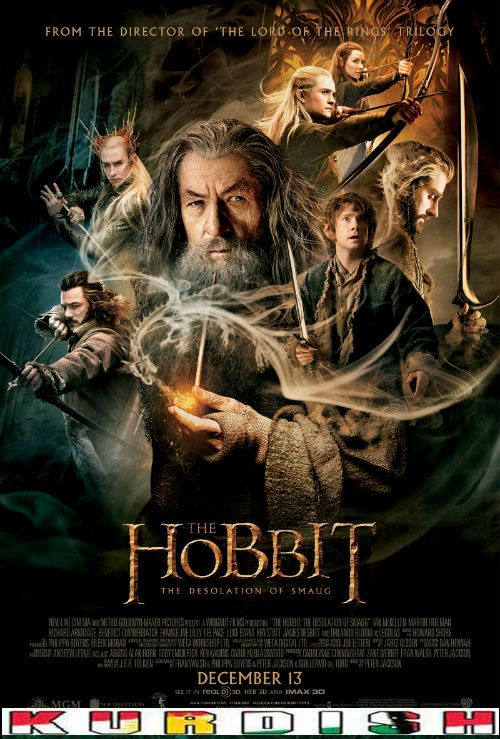 The Hobbit: The Desolation of Smaug - YouTube