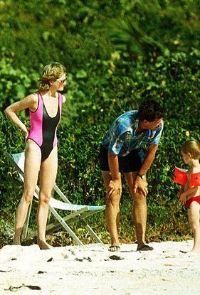 Princess Diana and Prince Harry — princehenrys-odyssey: January 9, 1989: Prince...