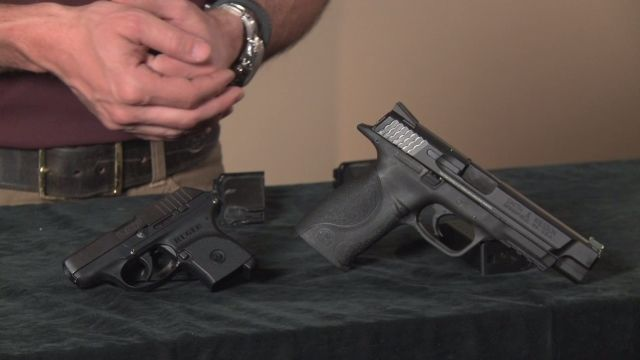Rob Pincus shows a variety of primary and back-up guns and discusses how to find your ideal back-up gun.