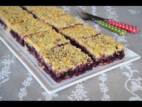 Karadutlu Kırıntı Dilimleri (Videolu Tarif) - Kevser'in Mutfağı - Yemek Tarifleri