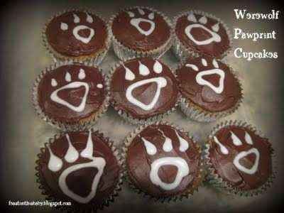 wolf cupcake | had lots of fun dressing up for this movie!