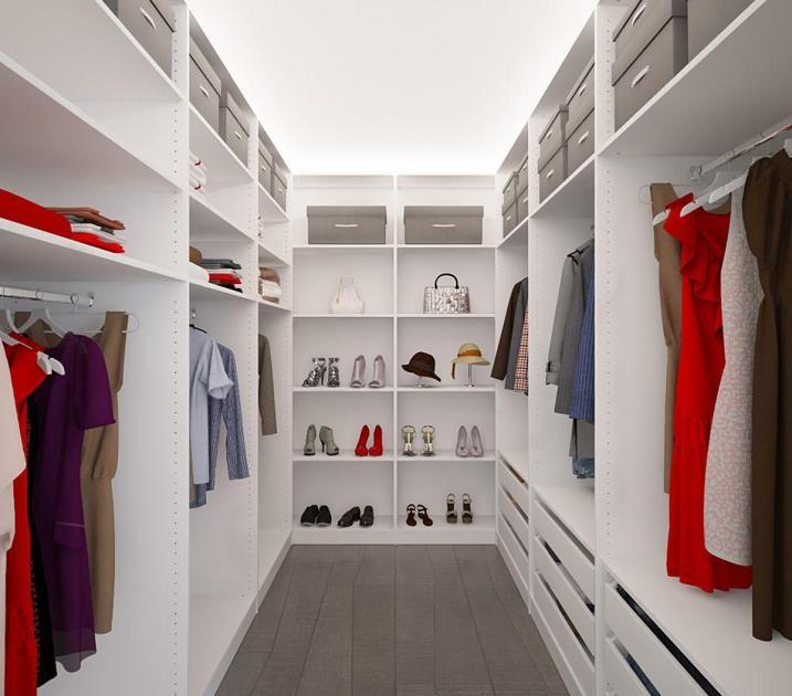 ankleidezimmer wohnen wie cinderella begehbarer kleiderschrank von meine m belmanufaktur. Black Bedroom Furniture Sets. Home Design Ideas