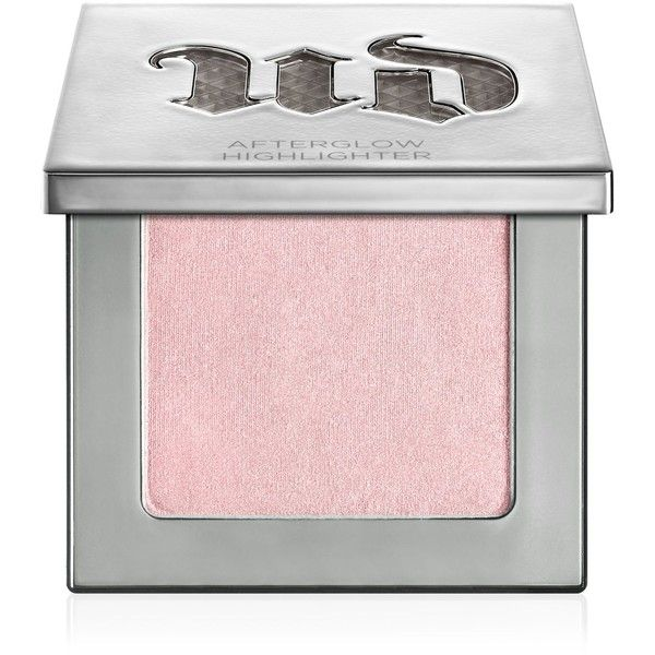 Urban Decay Afterglow 8-hour Powder Highlighter ($26) ❤ liked on Polyvore featuring beauty products, makeup, face makeup, face powder, aura and urban decay