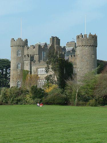 Castillo de Malahide, Irlanda
