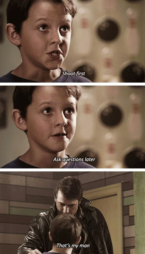 [gifset] 1x18 Something Wicked This Way Comes #SPN