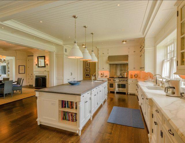 Benjamin Moore White Dove Kitchen Cabinets