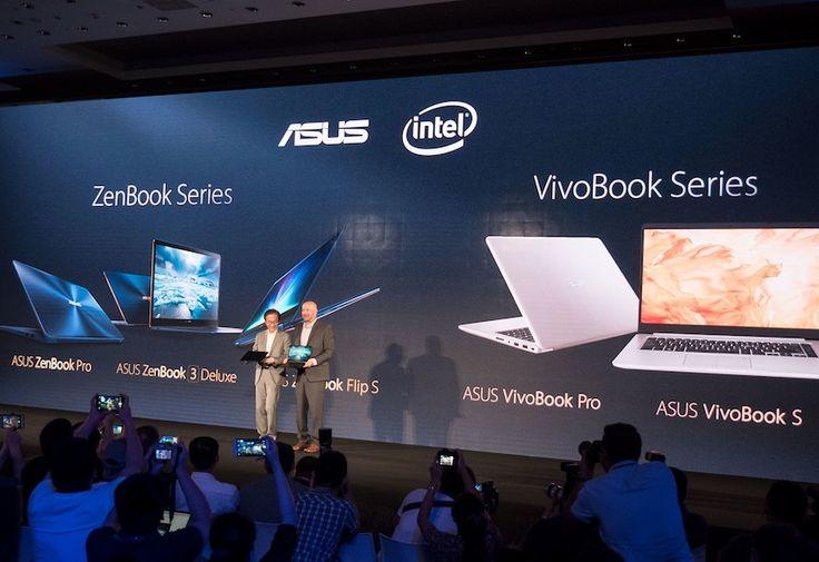 ZenBook3Deluxe-1 ASUS anuncia ZenBook 3 Deluxe y ZenBook Flip S