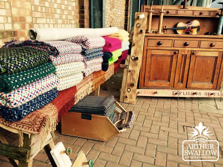 Donington Antiques Market - March 2015